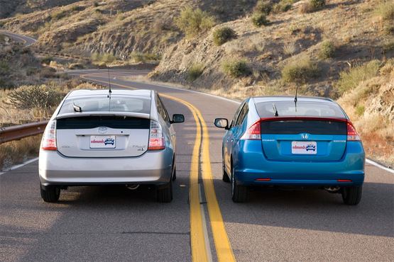 honda cars online the 2010 honda insight a toyota prius copycat. Black Bedroom Furniture Sets. Home Design Ideas